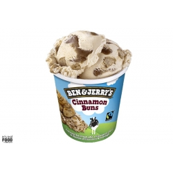 Ben & Jerry's Cinnamon Buns 500 ml