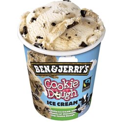 Ben Jerry Cookie Dough  500 ml