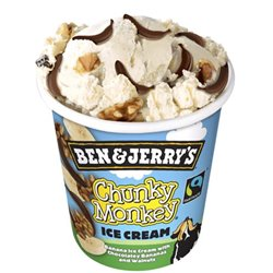 Ben Jerry Chunky Monkey 500 ml