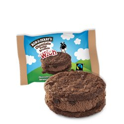 Ben & Jerry's Chocolate Fudge Brownie 'Wich
