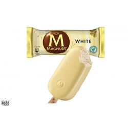Magnum Glacé White Chocolate
