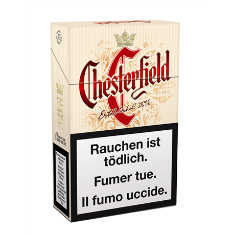 Chetserfield Original