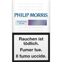 Philipp Morris blue