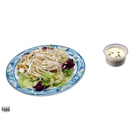 Salad with Bean Sprouts