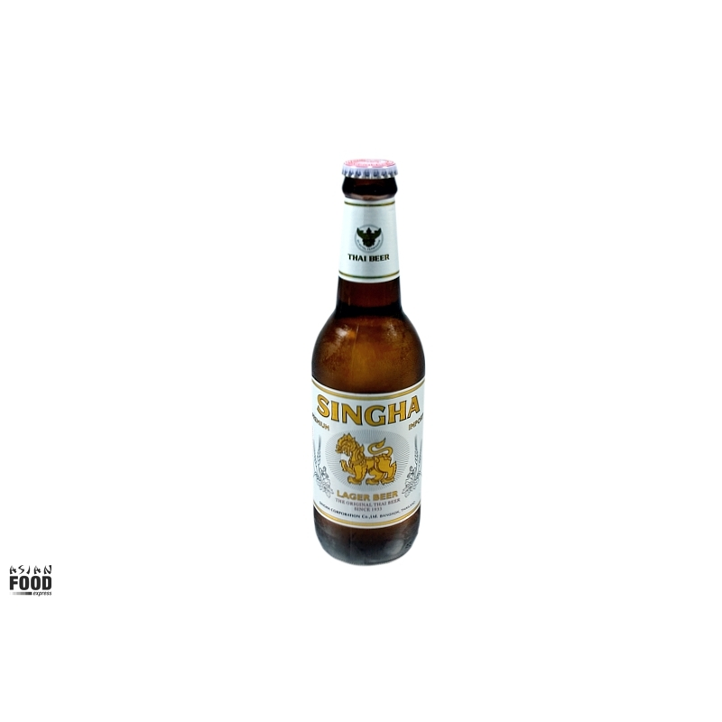 Singha Thailand 3.3dl (6%) - Asian Food Express Basel