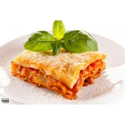 Lasagne with Spinach and minced Meat